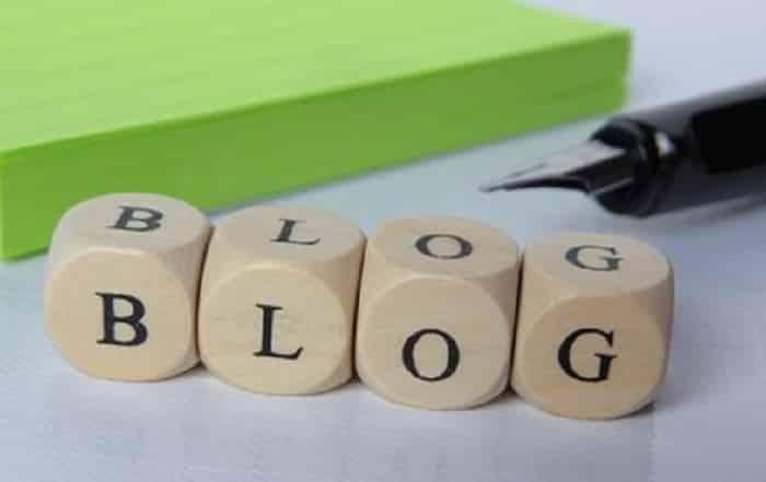 Blog erstellen Anleitung