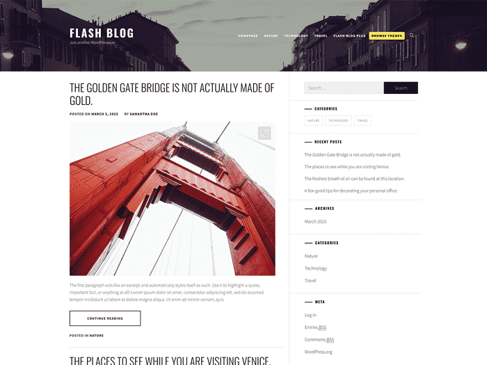 13. theme design wordpress