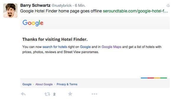 Google erweitert das Hotel Ads Programm