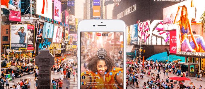 Facebook ,360° Live Videos