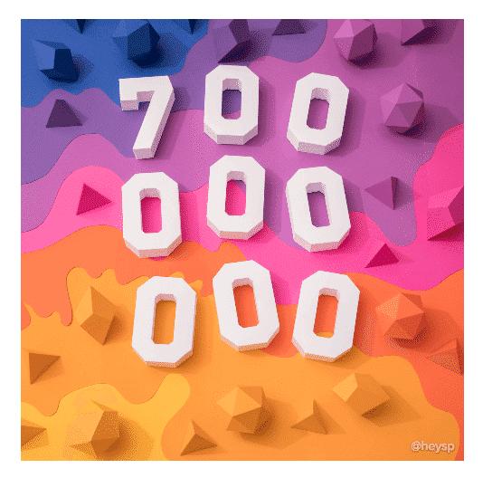 Instagram hat weltweit mehr als 700 Mio Nutzer