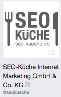 facebook-Seite verifizieren