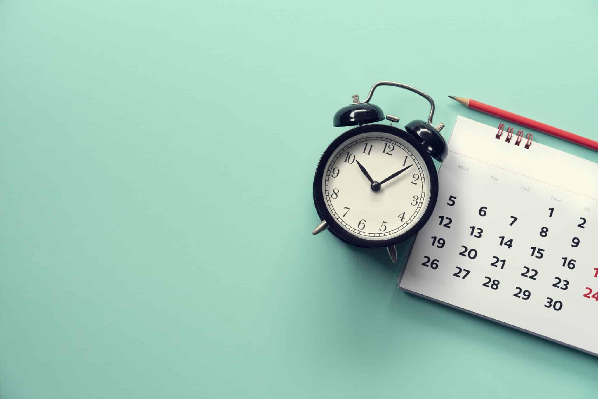 Ist es Zeit für einen Aktionstag? Der Kalender zeigt es!