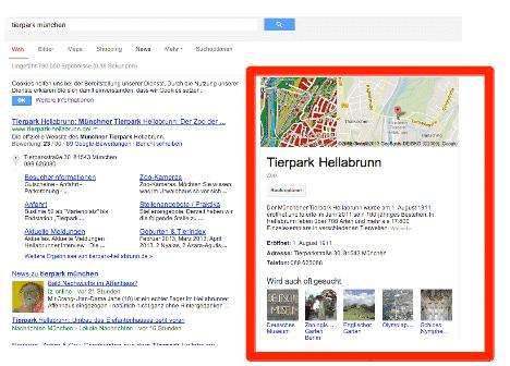 Die Informative Suche