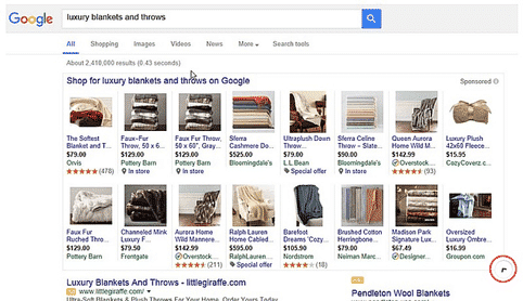 Expandable Ads bei google