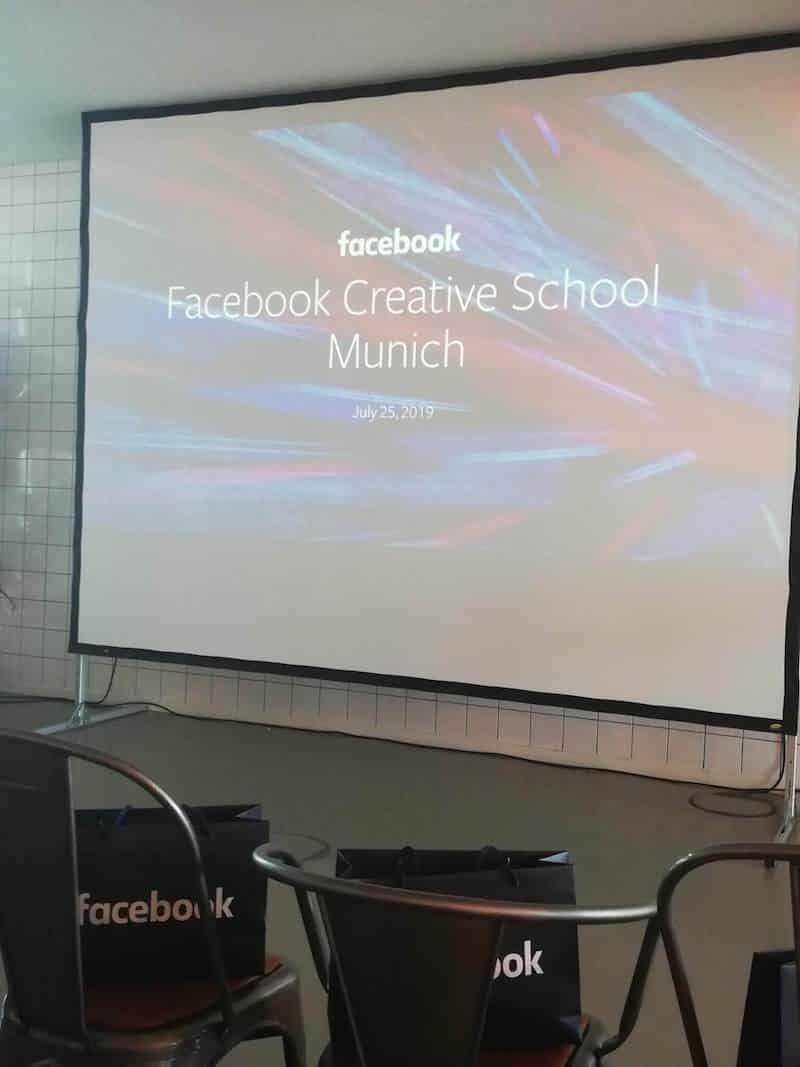 facebook creative school muenchen