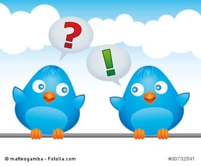 Social Media News über Twitter