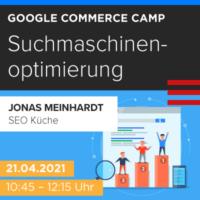 jonas speaker google commerce camp
