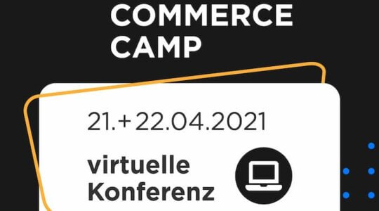 google commerce camp titelbild