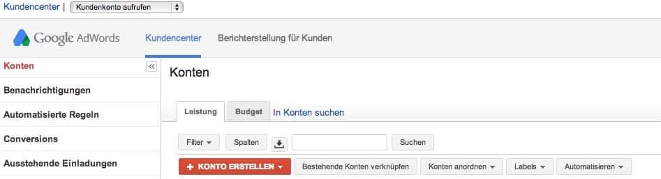 Google Konten