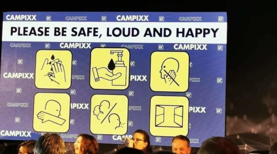 Campixx We're safe, loud and happy