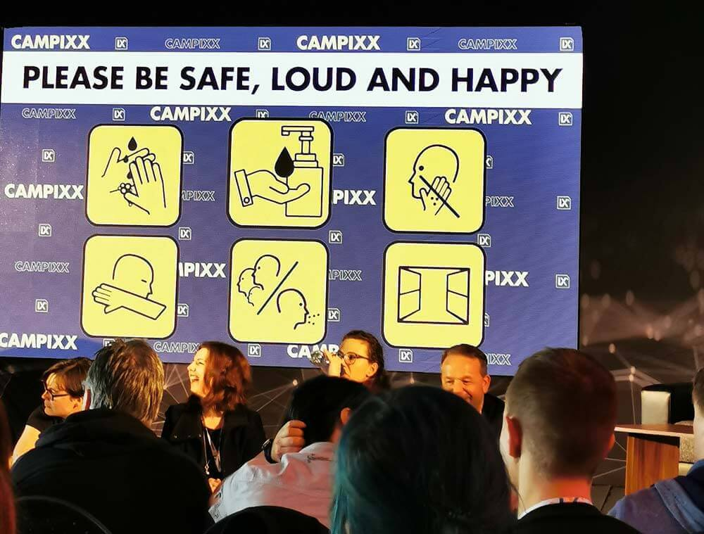 Safe auf der Contentixx 2020
