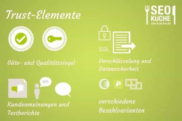 Was sind Trust-Elemente?
