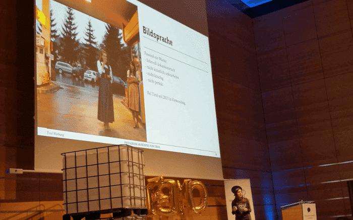 Berge, Menschen, Kulinarik… Instagram am Beispiel von Tirol (Eva Thöni) Allfacebook Marketing Conference