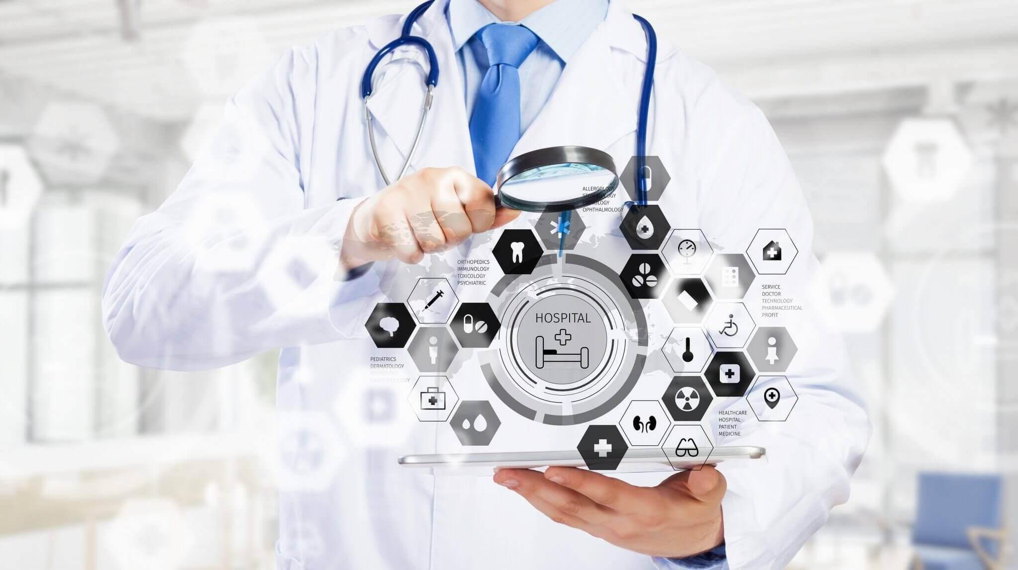 Kooperation zwischen Bing UK und National Health Service