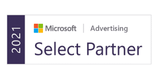 microsoft advertising select partner