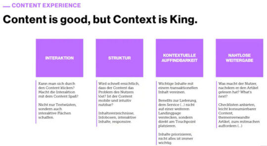 Content is good, but Context is King