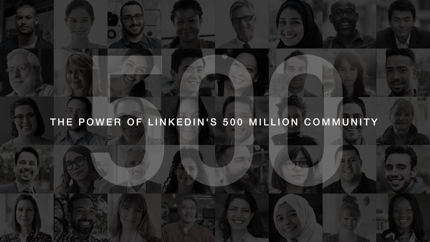 Nutzerzahlen LinkedIn