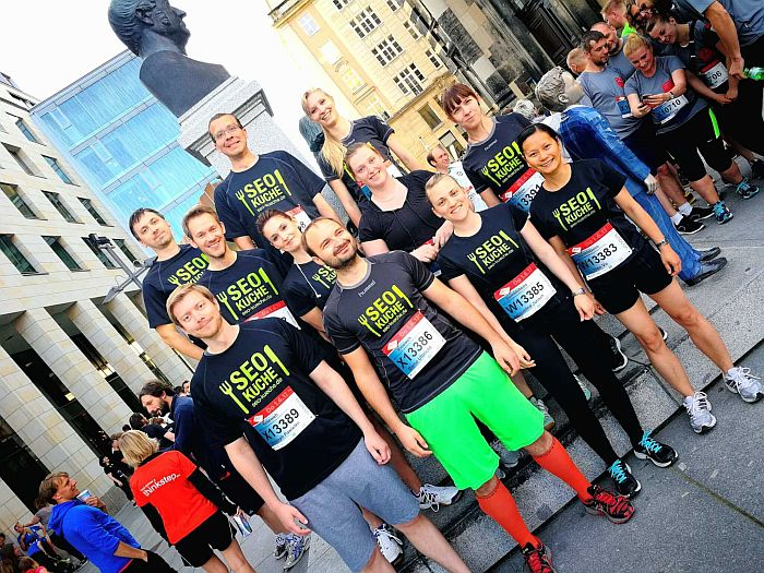 Rewe Team Challenge Teamfoto