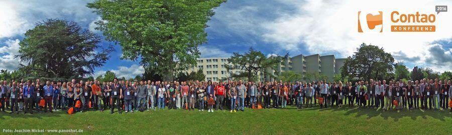 Contao Konferenz in Bad Honnef