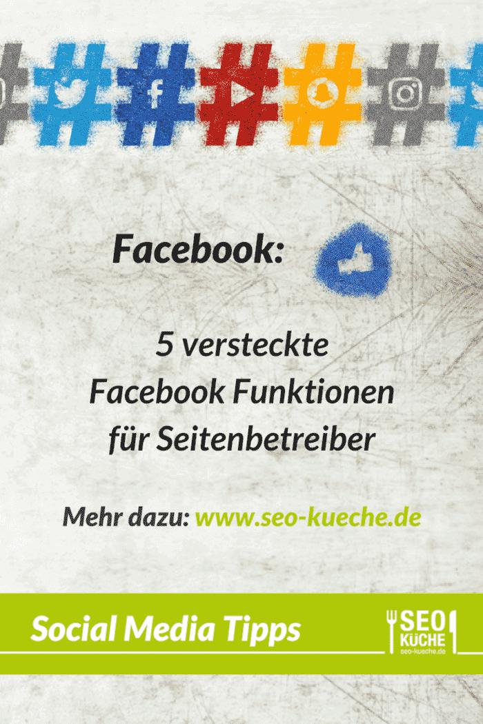 Kostenlose Facebooktools für Seitenbetreiber