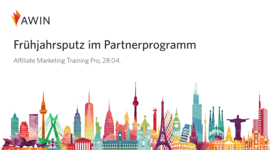awin affiliate partnerprogramm