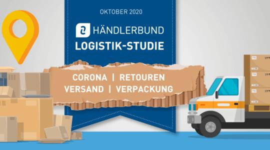 banner ergebnisse logistik studie 2020