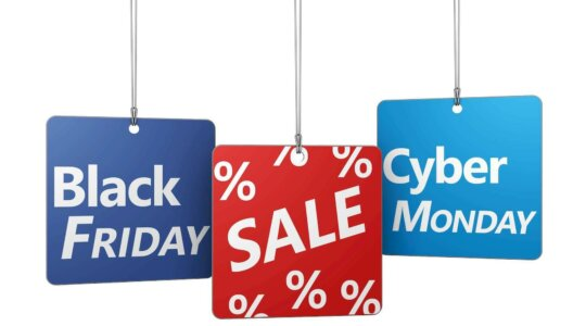 shopping aktionstage black friday cyber monday