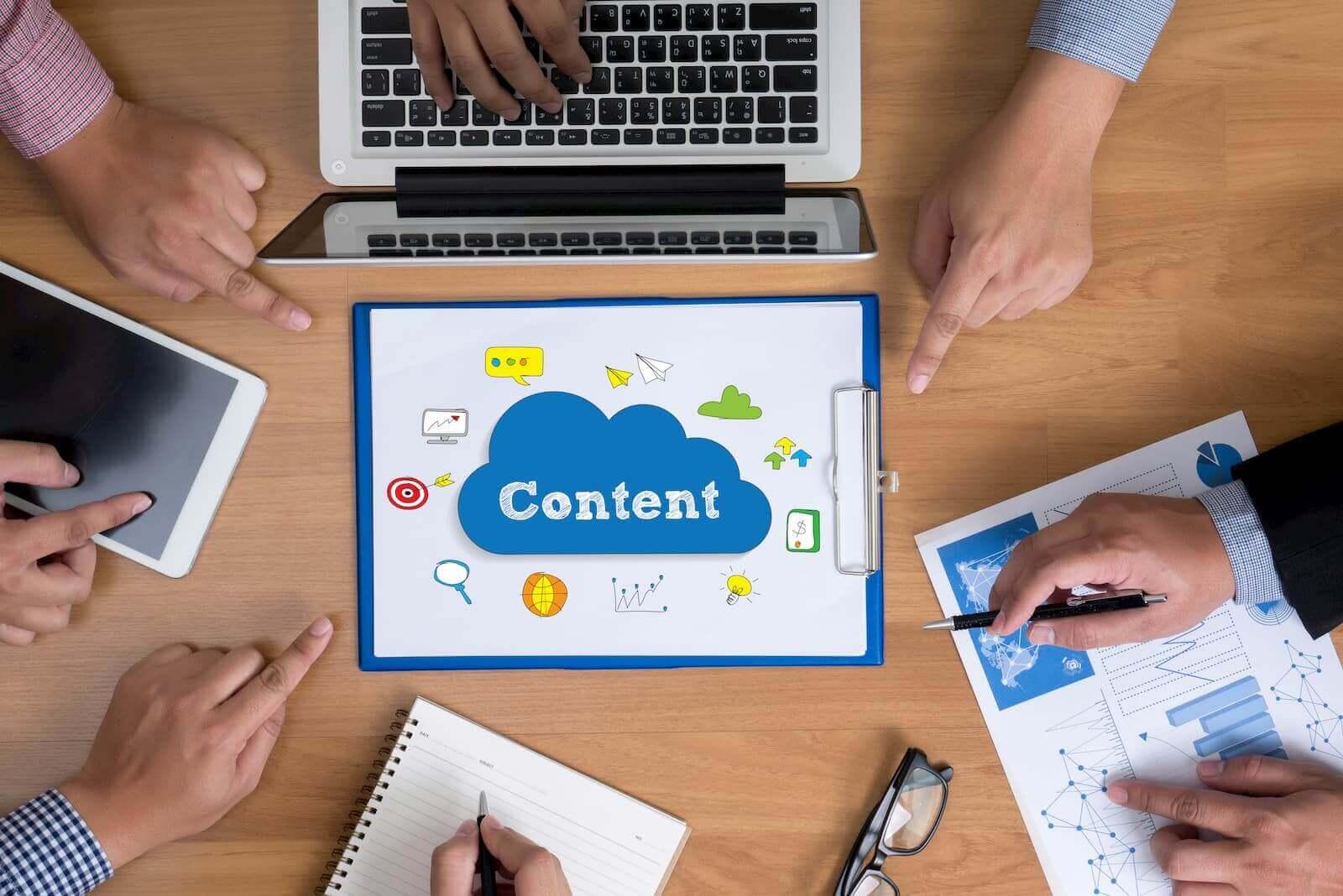 fehler im content marketing prozess
