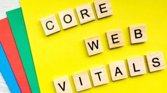 core web vitals news