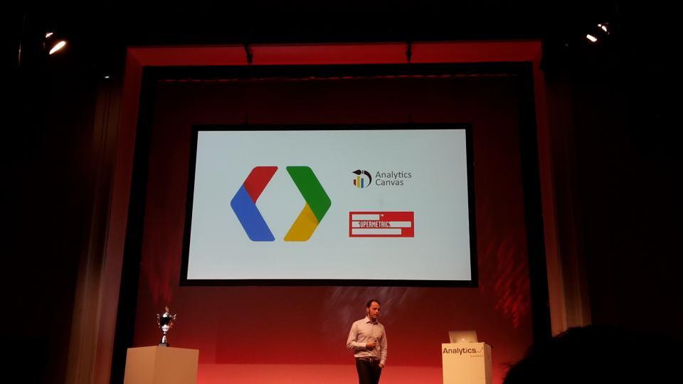 Daniel Waisberg Vortrag zum Analytics Summit in Hamburg