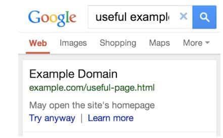 http://googlewebmastercentral.blogspot.de/2014/06/faulty-redirects.html