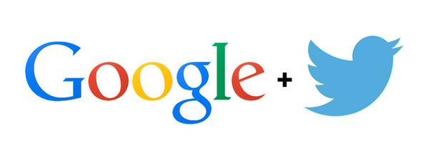 Google und Twitter arbeiten zukünftig zusammen