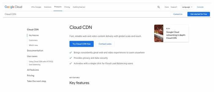 google cloud cnd