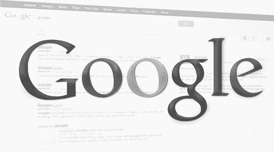 google findet webseite nicht