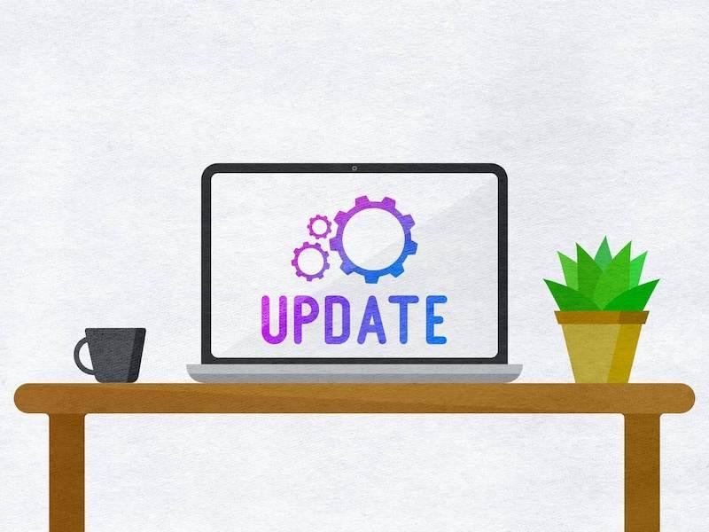 google update uebersicht