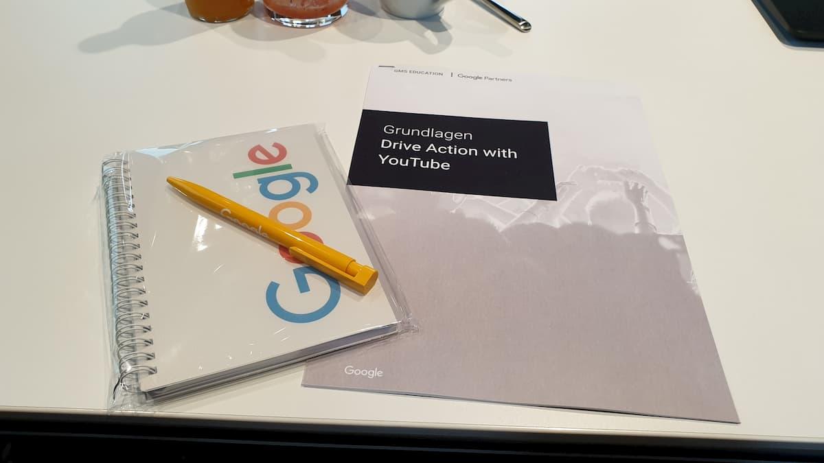 google workshop sea