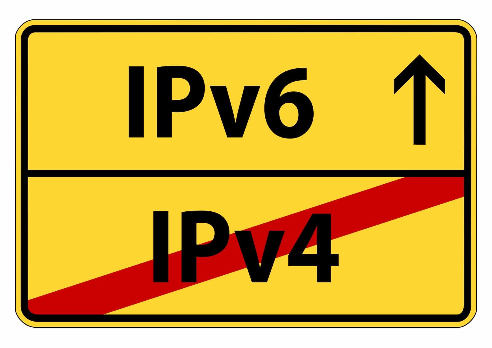 ipv4 ipv6 dns server
