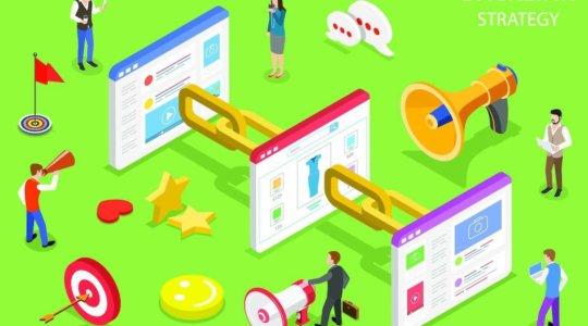 linkbuilding linkmarketing offpage social media