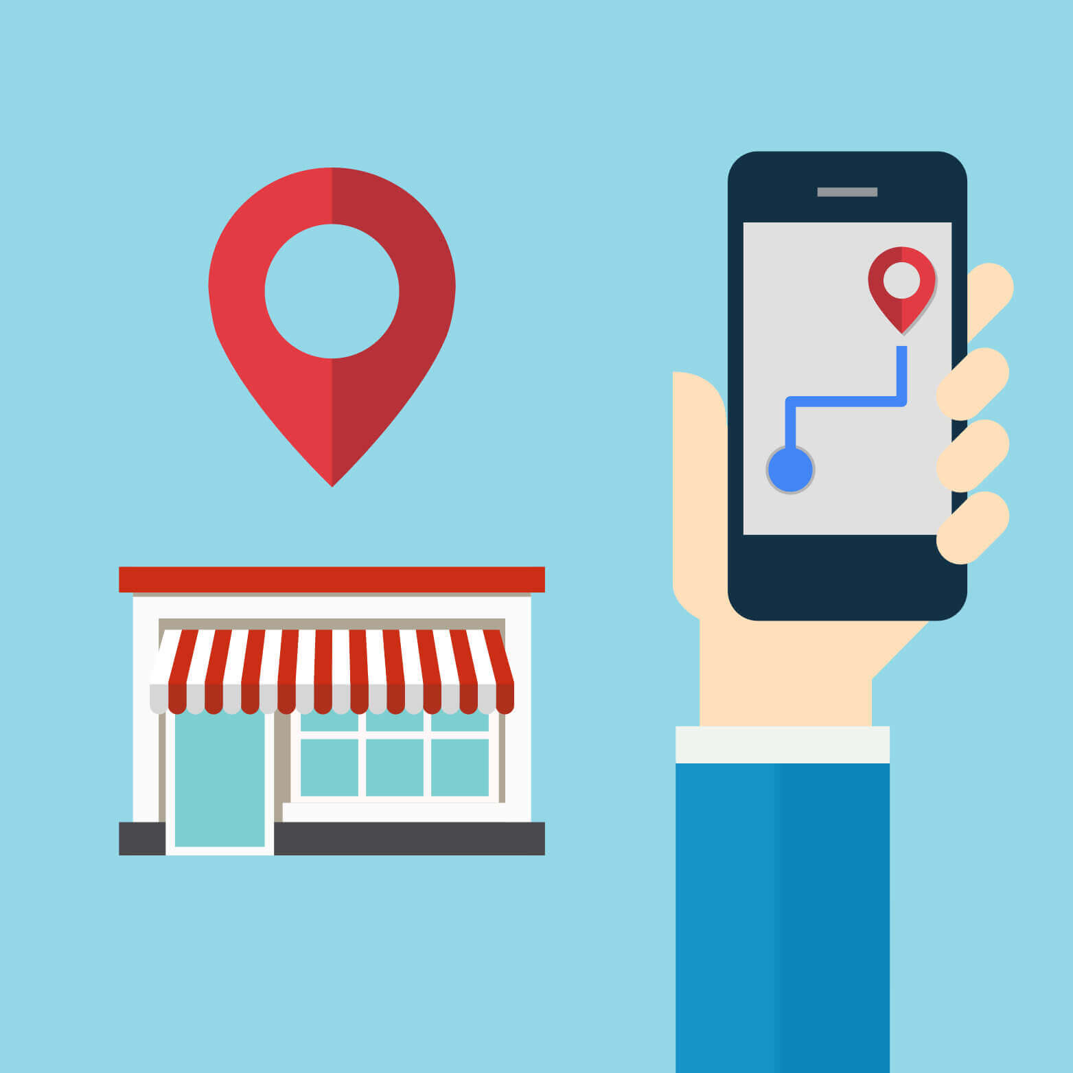 mobile optimierung local seo