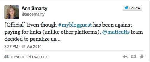 myblogguest Blog I