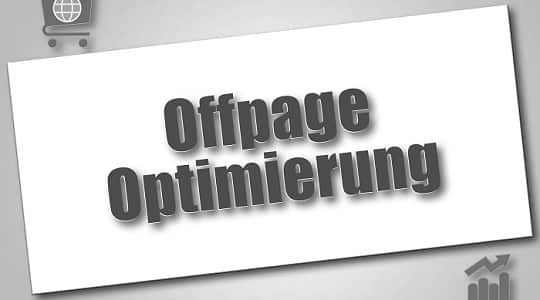 Offpage Optimierung & Offpage-SEO
