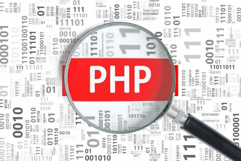 php version umstellen folgen klein