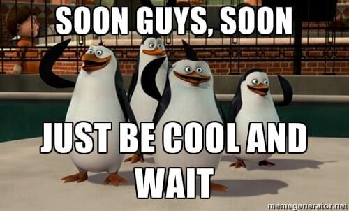 pinguin update
