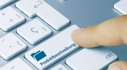 produktbeschreibungen duplicate content google meinung