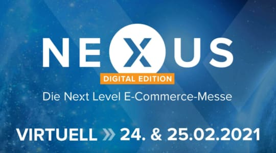 nexus messe 2021 ticket rabatt