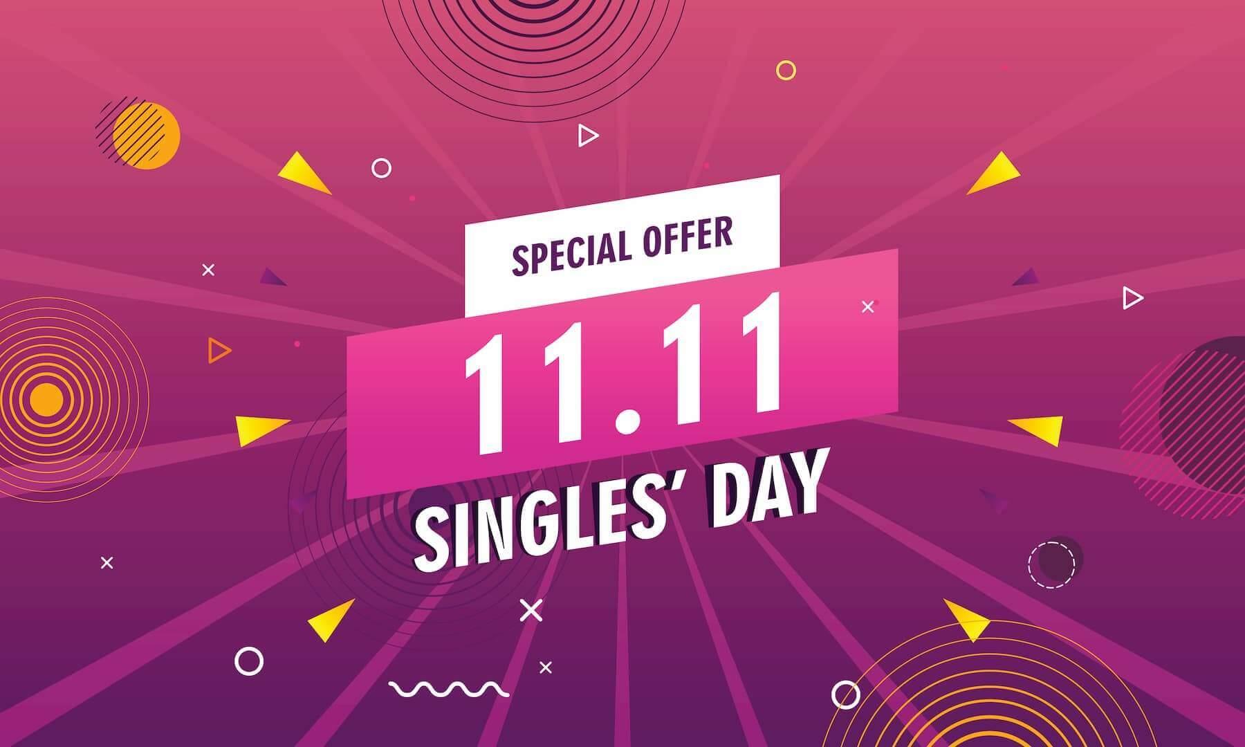 infos singles day