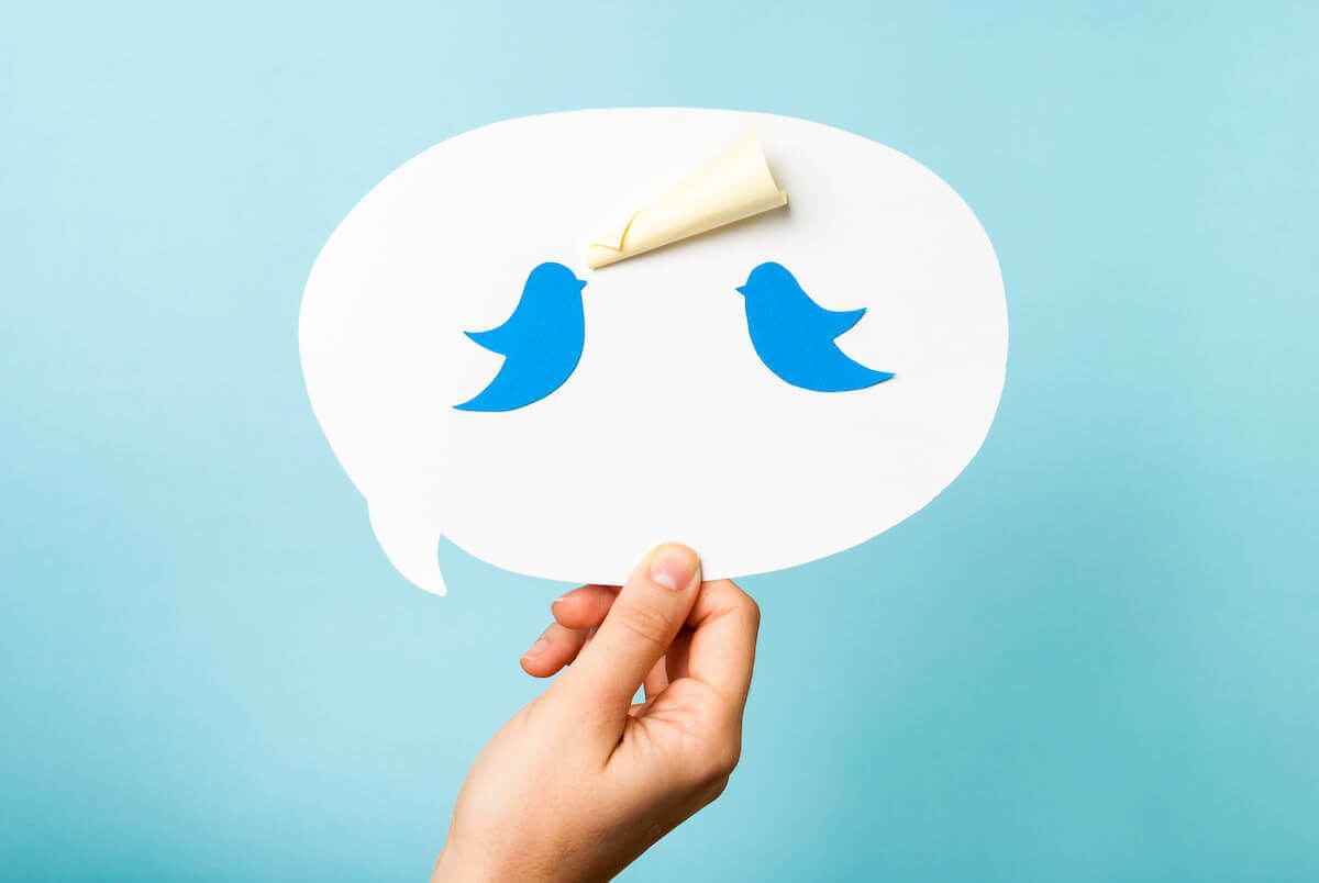 social media news april 2020 twitter