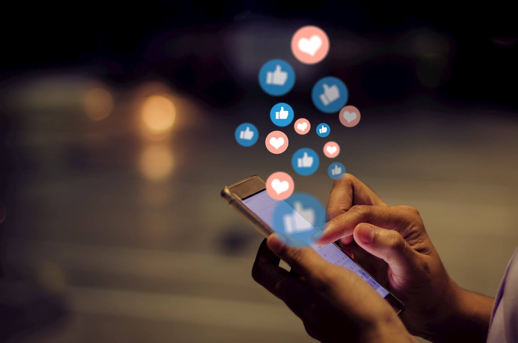 social media recap facebook november 2020