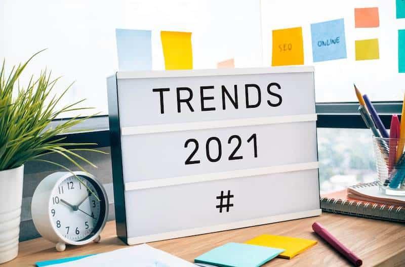 social media trends 2021 klein